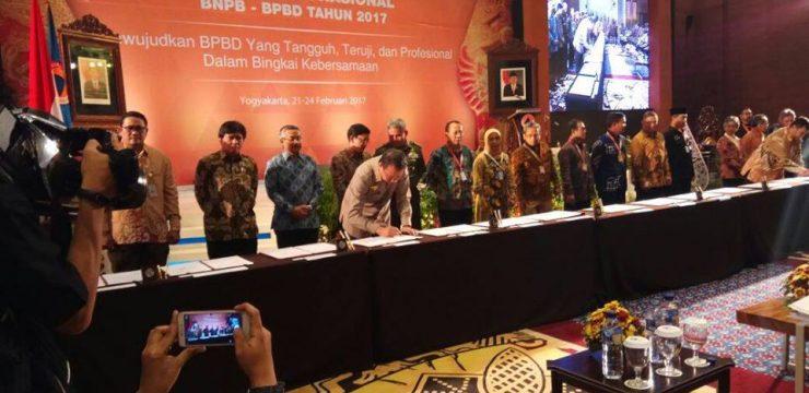 Unhan Jalin Kerjasama Dengan UNY dan BNPB.