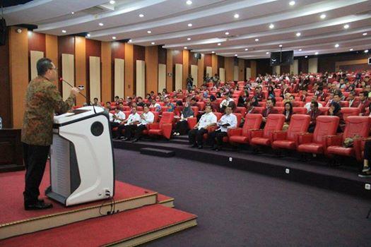 Ketua MPR RI Berikan Kuliah Umum di Depan Mahasiswa Unhan