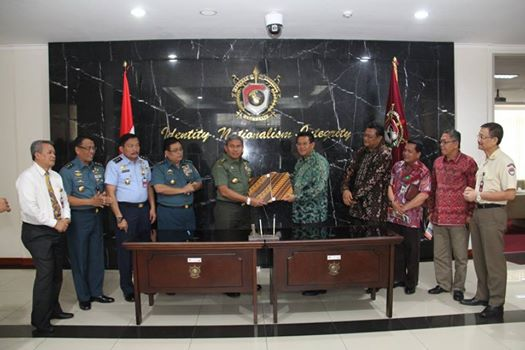 Unhan Jalin Kerjasama Tridharma Perguruan Tinggi dengan Universitas Riau