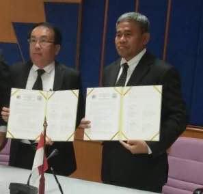 Unhan Menjalin Kerjasama dengan Burapha University Thailand