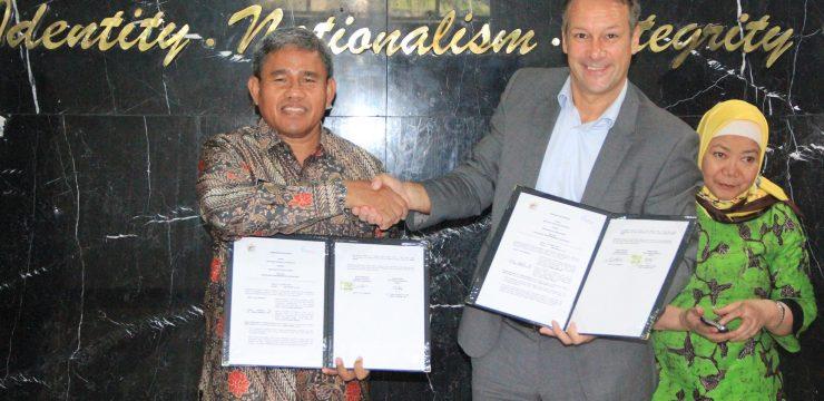 Unhan Jalin Kerjasama dengan MDF Asia Consultancy