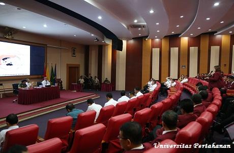 Unhan Selenggarakan Sarasehan Akhir Studi  Mahasiswa Tahun 2016/2017