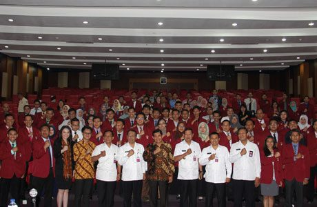 Kementerian Kelautan dan Perikanan Berikan Kuliah Umum kepada Mahasiswa Unhan