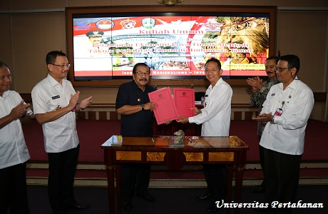 Unhan Melaksanakan Penandatanganan MoU serta Kuliah Umum dari Gubernur Provinsi Jawa Timur