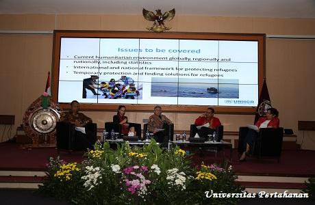 Unhan Gelar Seminar Peringatan Hari Perdamaian Internasional