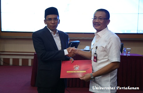 Kuliah Umum Dr. Tgh. M. Zainul Majdi Gubernur NTB