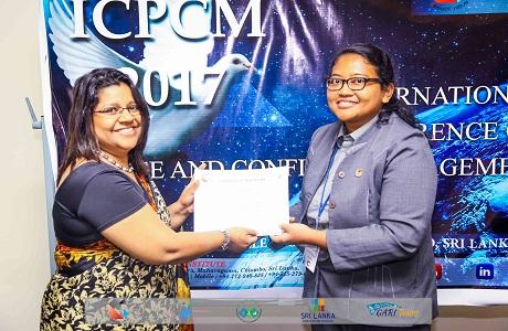 Alumni Unhan Menjadi Pembicara dalam Konferensi Internasional di Sri Langka