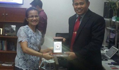 Universitas Pertahanan (Unhan)  dan University of the Philippines (UPI) Jajaki Kerjasama dalam Bidang Pendidikan dan Penelitian dan Pengabdian kepada Masyarakat