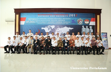 Unhan Gelar Seminar International Conference in Defense and Security (ICSD)