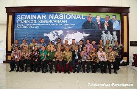 Unhan Gelar Seminar Nasional tentang Teknologi Kebencanaan