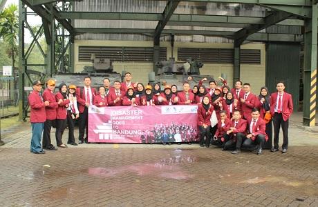 Mahasiswa Unhan Study Visit ke Industri Pertahanan Strategis Nasional