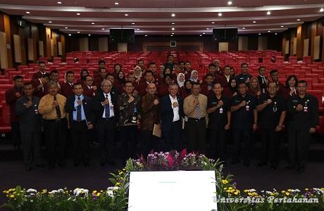 Unhan Selenggarakan Seminar Strategi Pertahanan  Hadapi Radikalisame Melalui Siber