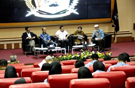 Fakultas Keamanam Nasional Unhan Gelar Seminar Pembangunan Museum Maritim Nasional