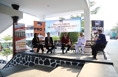 RRI Goes To Campus
