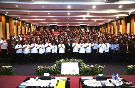 Mahasiswa Unhan Terima Kuliah Umum  dari Marsekal TNI (Purn) Chappy Hakim   tentang Reposisi Air Defense Identification Zone (ADIZ)