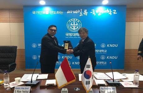 Mahasiswa Prodi Keamanan Maritim  Melaksanakan Kuliah Kerja Luar Negeri (KKLN) ke Korea Selatan