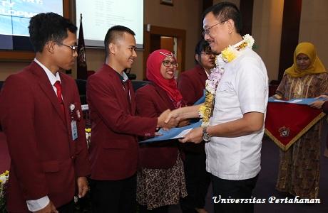Fakultas Teknologi Pertahanan Selenggarakan Seminar Hasil Kuliah Kerja Luar Negeri (KKLN)