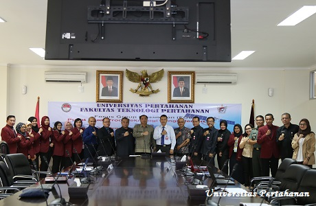 Fakultas Teknik Pertahanan Unhan selenggarakan Focus Group Discussion (FGD) Optimalisasi Pemanfaatan Teknologi Penginderaan Untuk Sishanneg