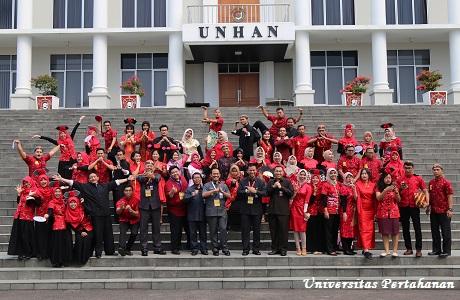 Fakultas  Manajemen Pertahanan Unhan Selenggarakan Seminar KKLN Konsep Belt and Road Initiative (BRI) China dalam Meningkatkan Infrastruktur Energi, Manajemen, dan Ekonomi Pertahanan Indonesia
