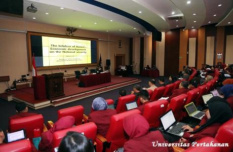 Executive Lecture Vice President of Korea National Defense University Prof. Kwon Heon Chul