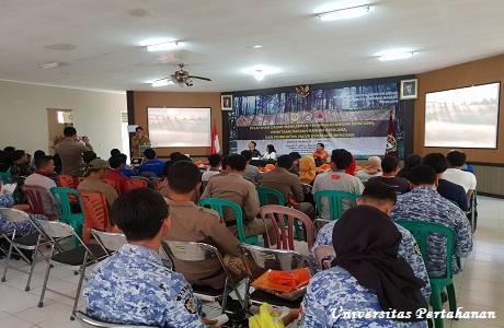Unhan Melaksanakan Pengabdian Kepada Masyarakan di Kecamatan Babakan Madang dan Sekitarnya