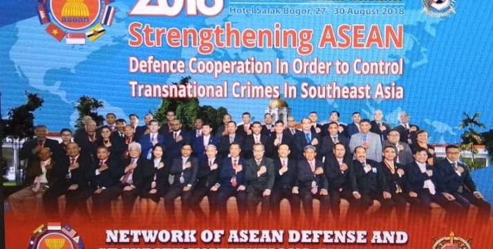 "Unhan Selenggarakan Track II Network of ASEAN Defense and Security Institution (NADI) dengan Tema ""Strengthening ASEAN Defence Cooperation In Order to Control Transnational Crimes In Southeast Asia''"