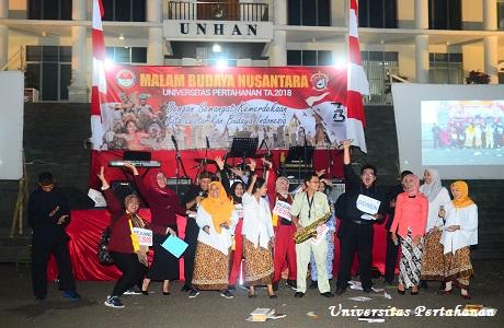 Unhan Menyelenggarakan Malam Budaya Nusantara