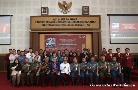Prodi Keamanan Maritim menyelenggarakan Focus Discussion Group