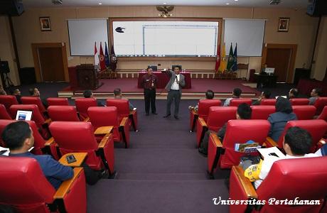 Kuliah Umum Prof. Tutut Herawan tentang Jurnal Internasional