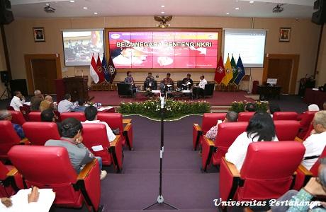 Seminar Bela Negara Unhan : Temukan Inovasi pada Call for Papers  Bela Negara Benteng NKRI
