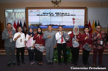 Unhan bekerjasama dengan SKK Migas Gelar Seminar Hulu Migas Goes To Campus