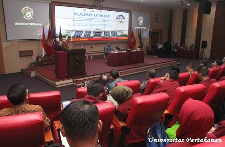 Kulia Umum Kepala Staf Angkatan Laut Laksamana TNI Siwi Sukma Adji, S.E., M.M