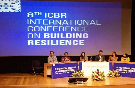 Mahasiswa Universitas Pertahanan Hadiri Pertemuan Ilmiah Internasional  dalam Bidang Manajemen Bencana di Lisbon