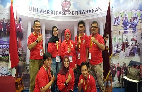 Unhan Ikuti Pameran Indonesia International & Training Expo 2019