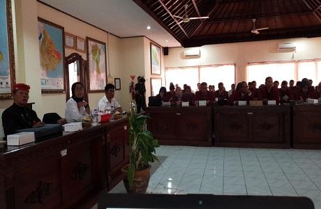 KKDN Fakultas Keamanan Nasional Unhan Laksanakan Audiensi dengan BPBD, Bappeda, Dinas Pendidikan, dan Dinas Pariwisata Provinsi Bali