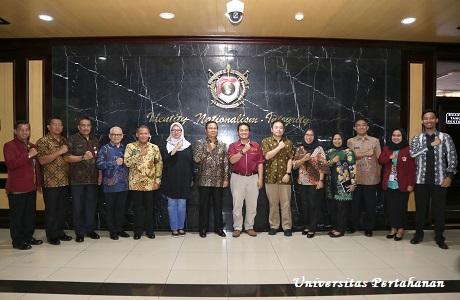 Unhan Terima Kunjungan Delegasi Japan International Institute Of Technology UTM Kuala Lumpur