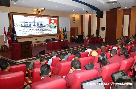 Kuliah Umum Dr. Aqua Dwipayana