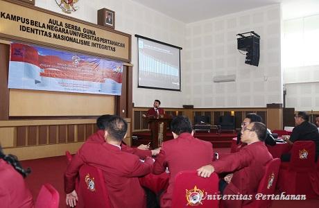 Focus Group Discussion Program Studi Peperangan Asimetris