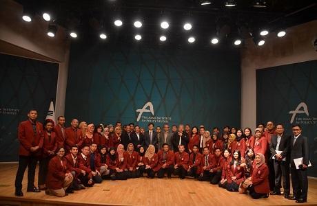 KKLN Mahasiswa Unhan Fakultas Strategi Pertahanan di Korsel Bahas Kerja Sama Pertahanan Korea Selatan- ASEAN