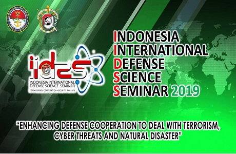 Unhan Kembali Gelar The 3rd Indonesia International Defense Science Seminar (IIDSS) Tahun 2019