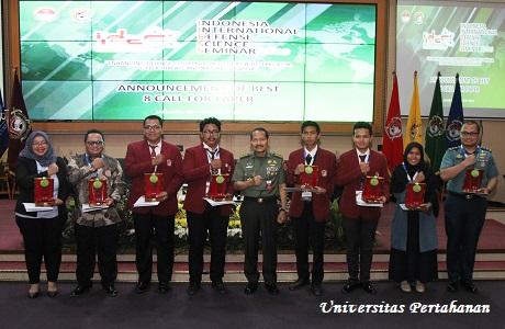 Unhan Selenggarakan Call of Paper IIDSS 2019 di Kampus Bela Negara