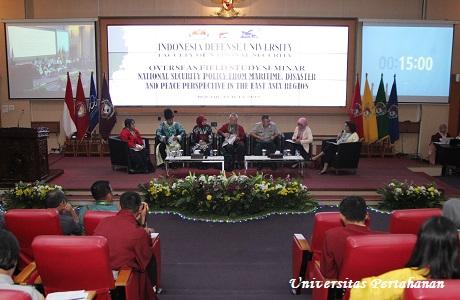 Seminar Hasil KKLN Fakultas Keamanan Nasional