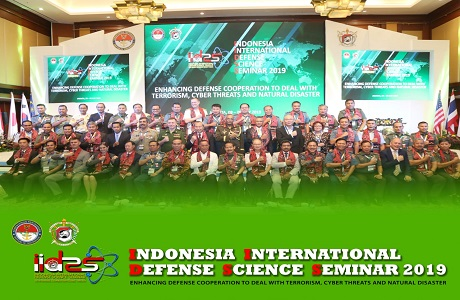 Unhan Kembali Gelar Seminar Internasional Indonesia International Defense Science Seminar (IIDSS) 2019