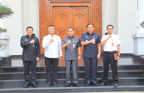 Unhan Terima Kunjungan PT. PINDAD Ingin Bangun Corporate University