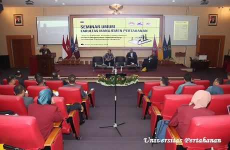 Seminar Umum Fakultas Manajemen Pertahanan