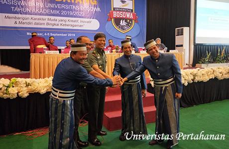 Unhan Jalin Kerjasama dengan Universitas Bosowa (Unibos)