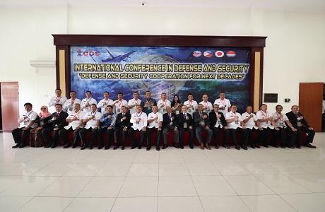 Unhan Gelar International Conference In Defense And Security (ICDS) 2019
