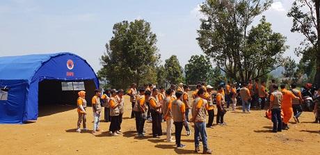 Program Pengabdian kepada Masyarakat Unhan Menitik Beratkan Pada Pelatihan Manajemen Bencana
