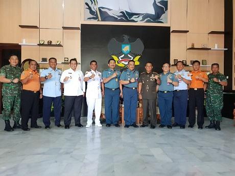 Fakultas Keamanan Nasional Unhan Penjajakan Study Visit ke Provinsi Lampung