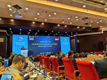 Dosen Unhan Hadiri 1st China – ASEAN Defense Think Tank Exchange